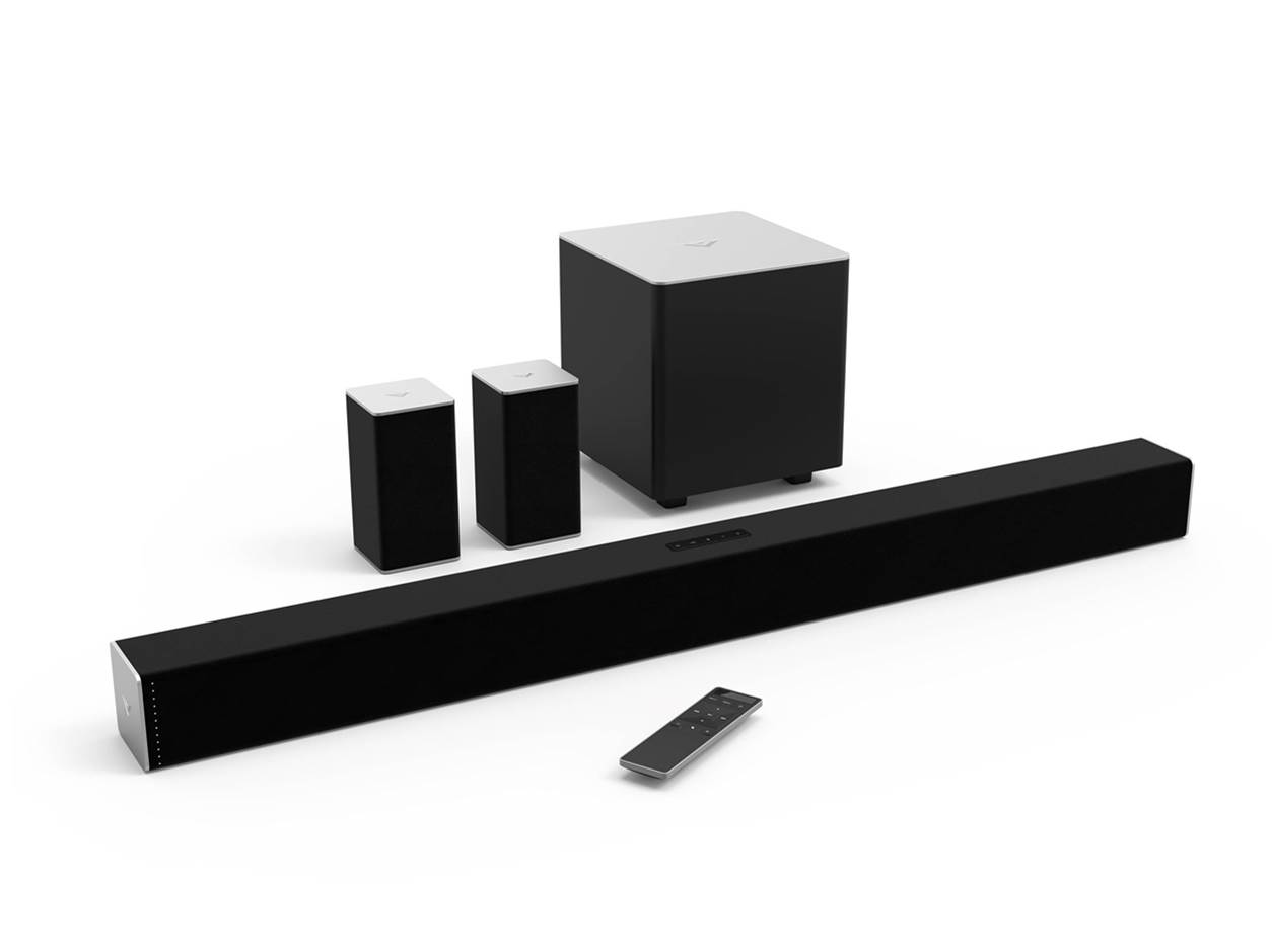 VIZIO SB3851 5.1 Wireless Home Theater System