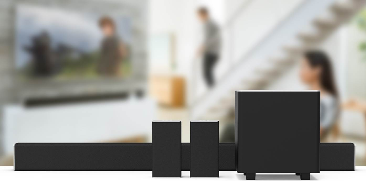 VIZIO SB4451-C0 SmartCast 5.1 Wireless Home Theater System