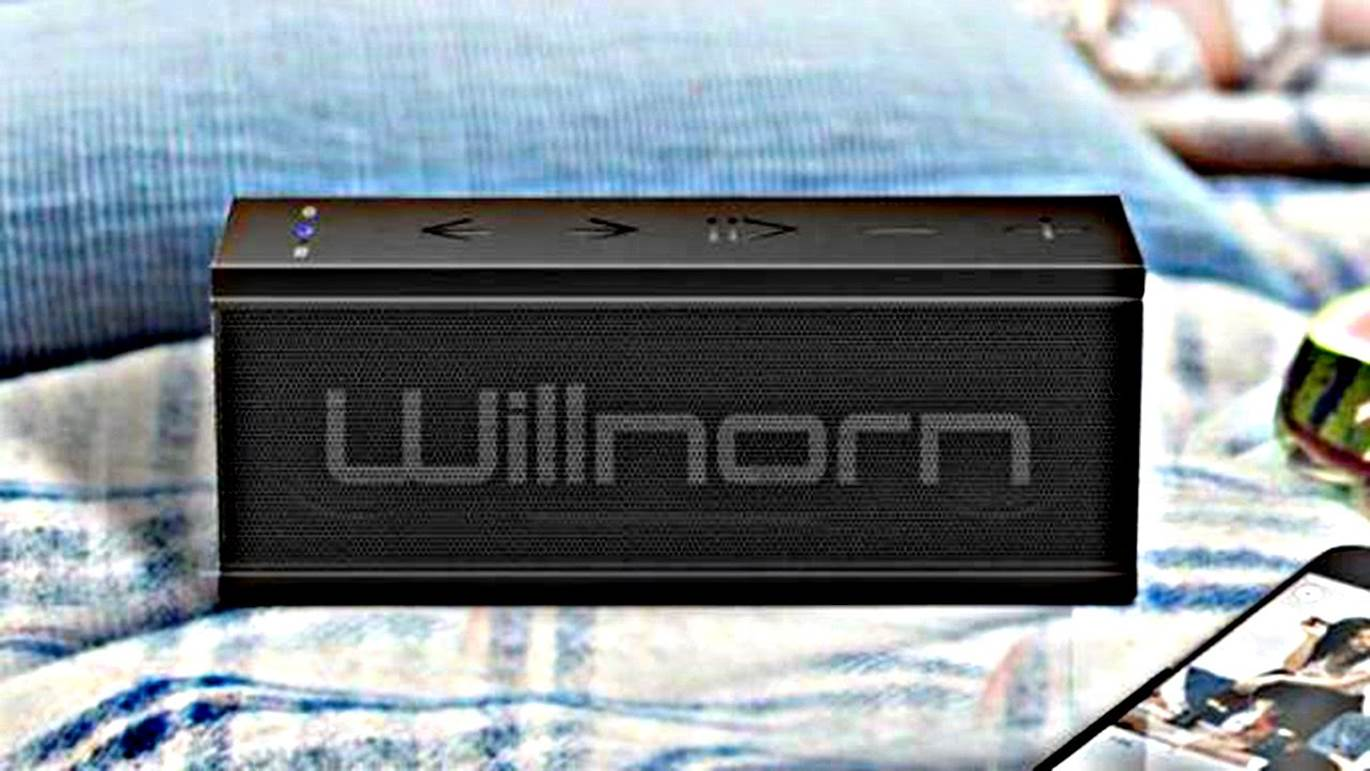 Willnorn SoundPlus Bluetooth Speaker