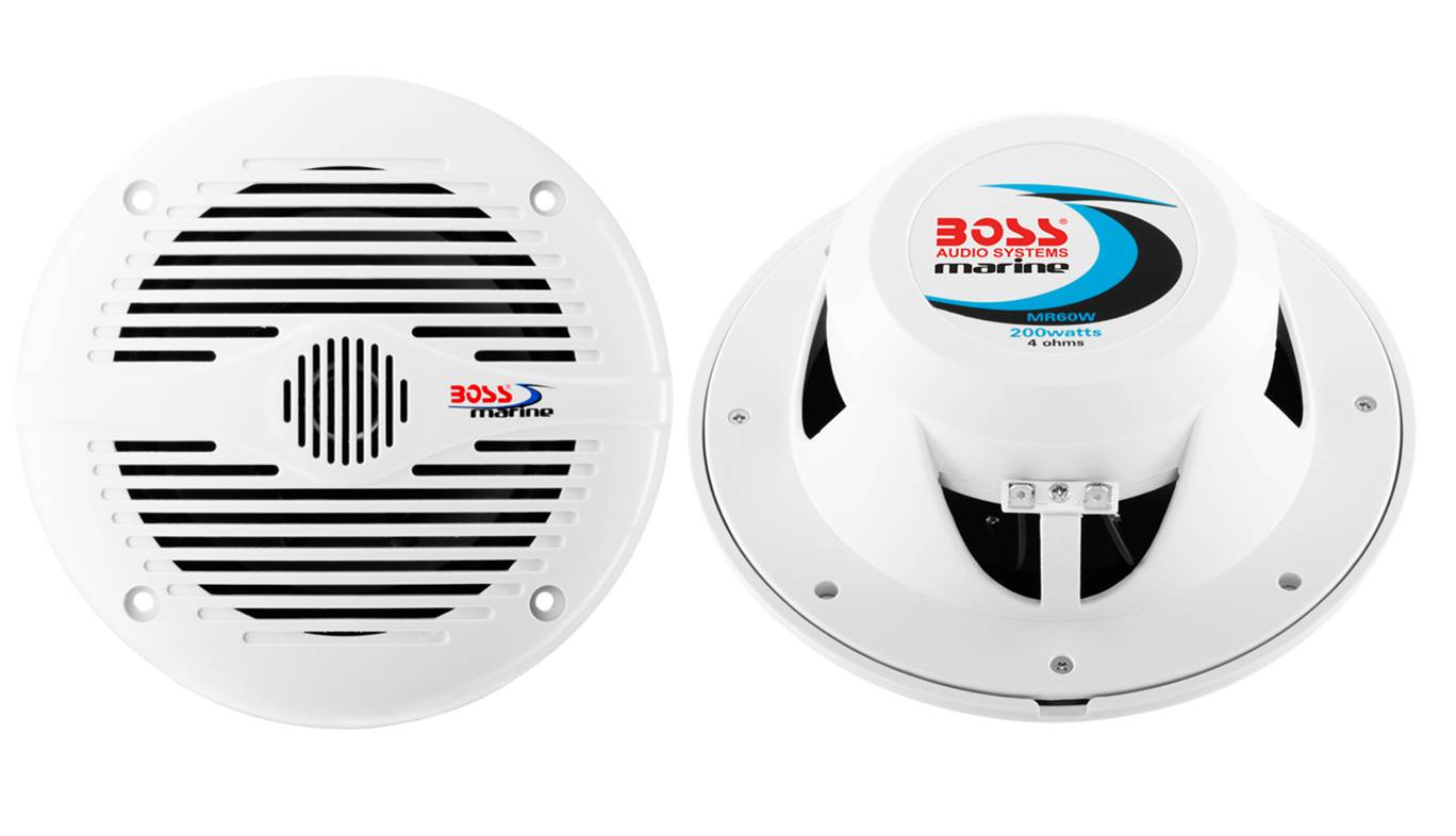BOSS Audio MR60W Marine Speaker