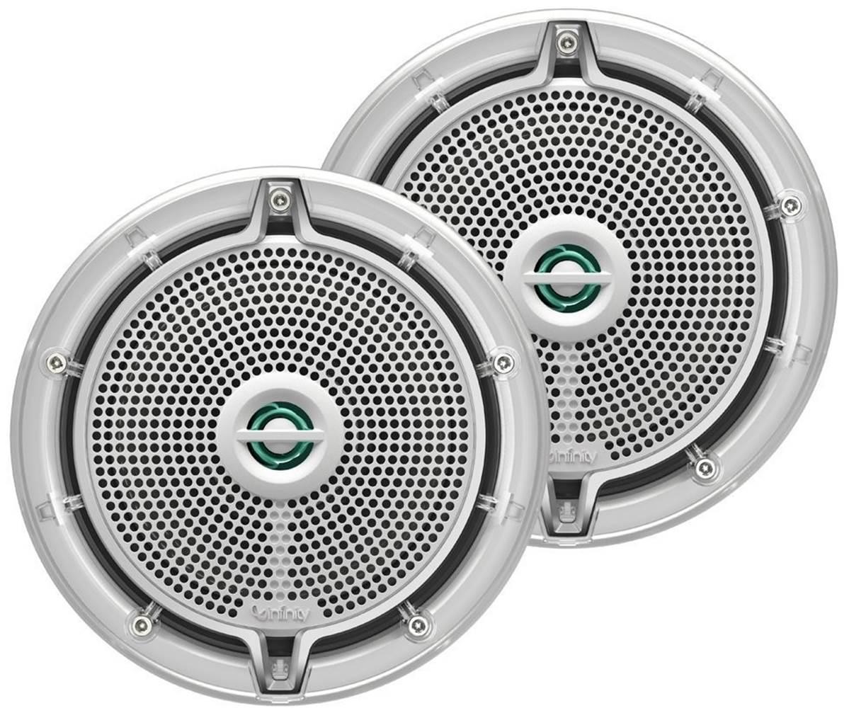 "Infinity 652M 6.5"" Marine Speakers"