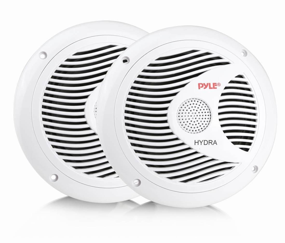"""Pyle 6.5"""" Marine Speakers"""