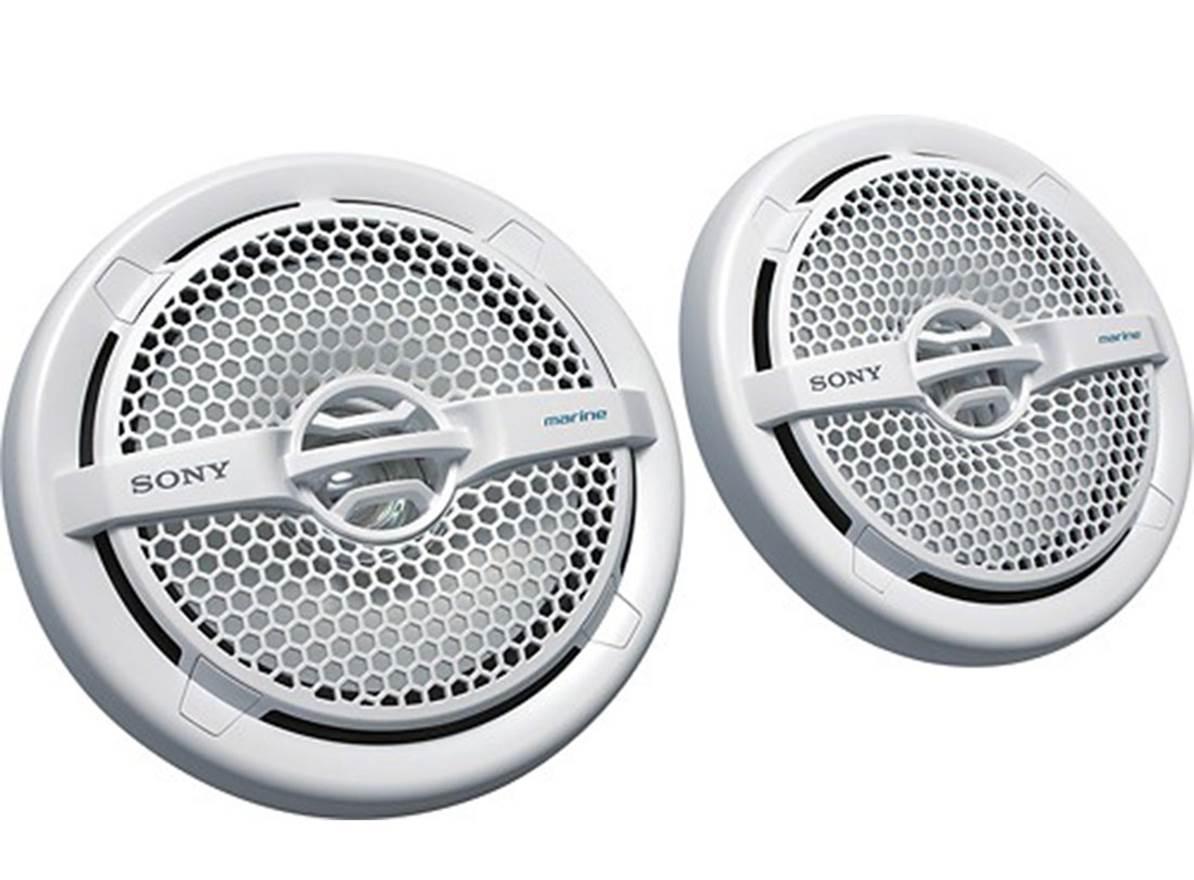 """Sony XSMP1611 6.5"""" Marine Speakers"""
