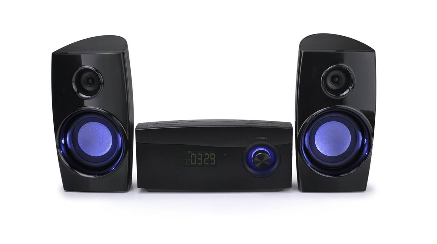 Blackweb Home Stereo System