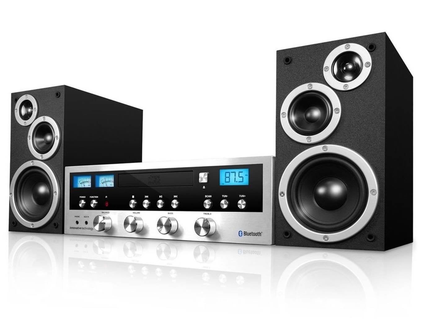 Innovative Technology Home Stereo System
