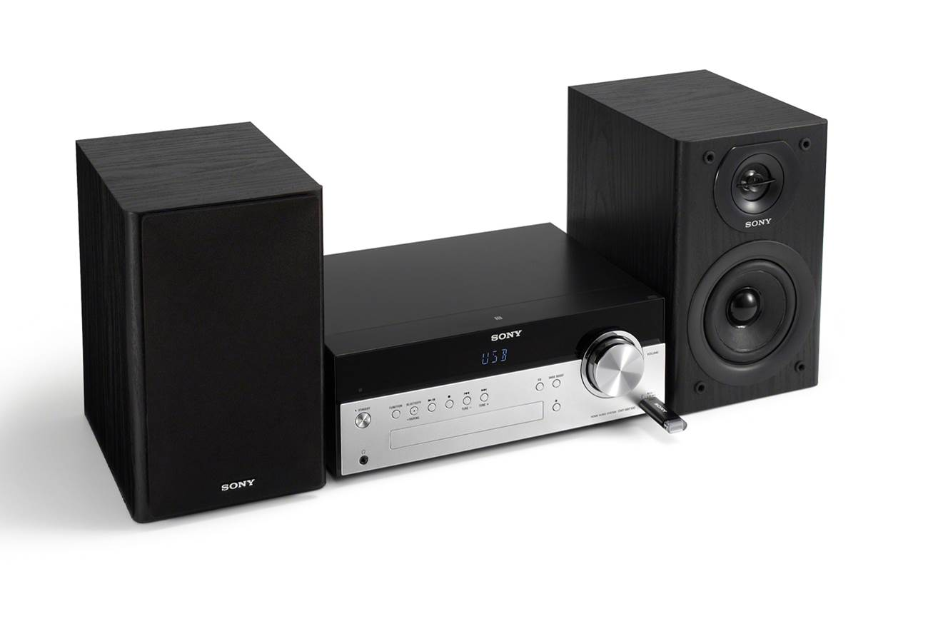 Sony CMTSBT100 Home Stereo System