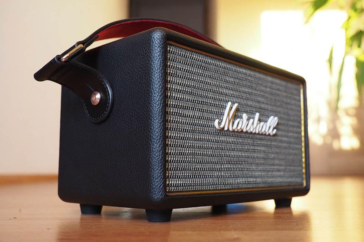 Marshall Kilburn Bluetooth Speaker