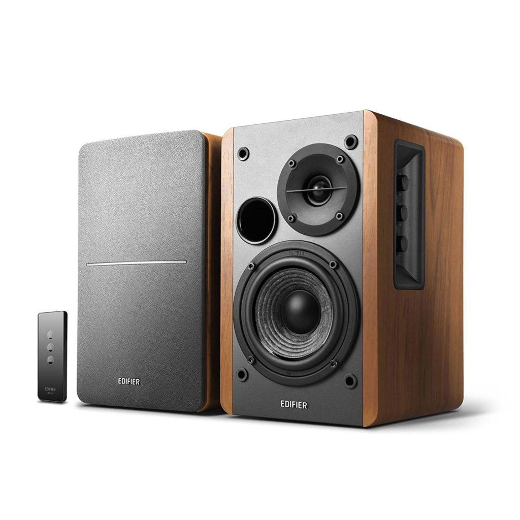 3 Edifier R1280T Powered Bookshelf Speakers