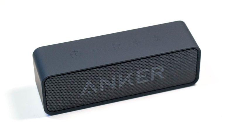 Anker SoundCore Loudest Bluetooth Speaker