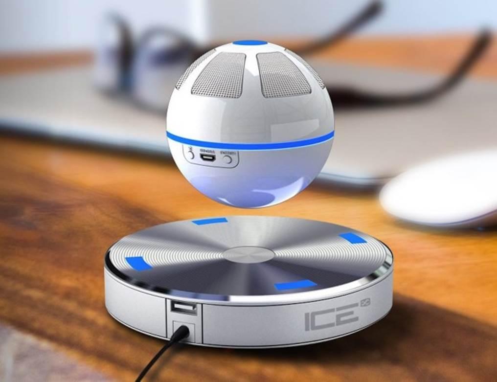 ICE Orb Levitating Bluetooth Speaker