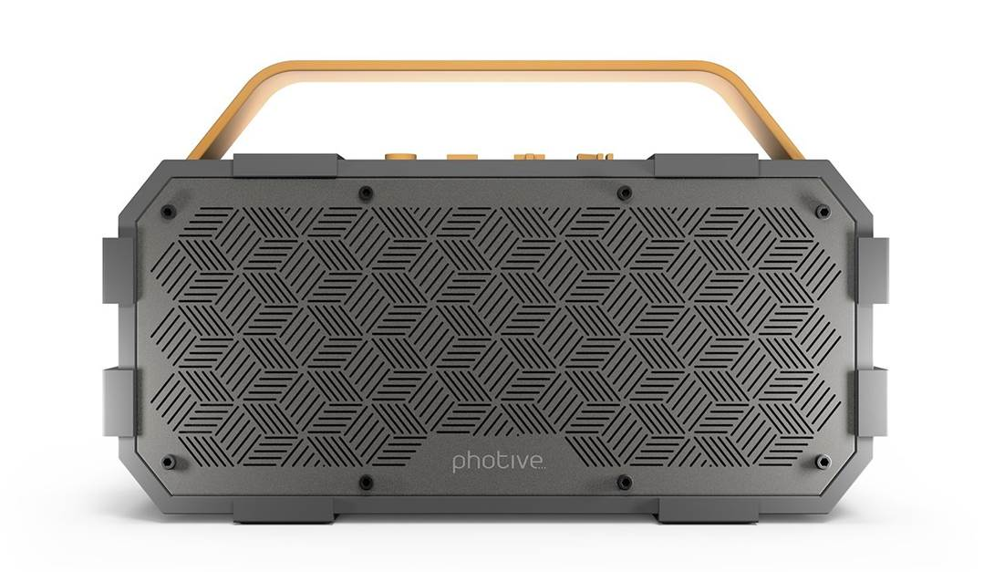 Photive M90 Loudest Bluetooth Speaker