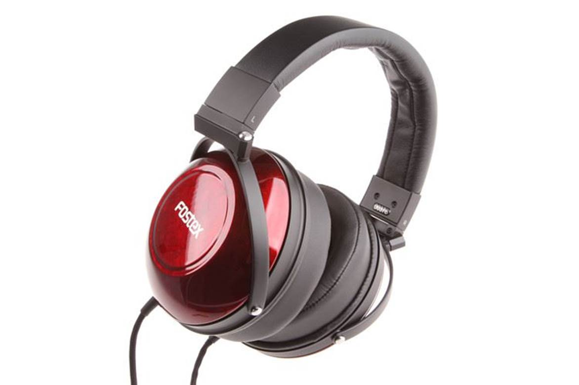 Fostex USA 25-Ohms TH900 Best Bass Headphone