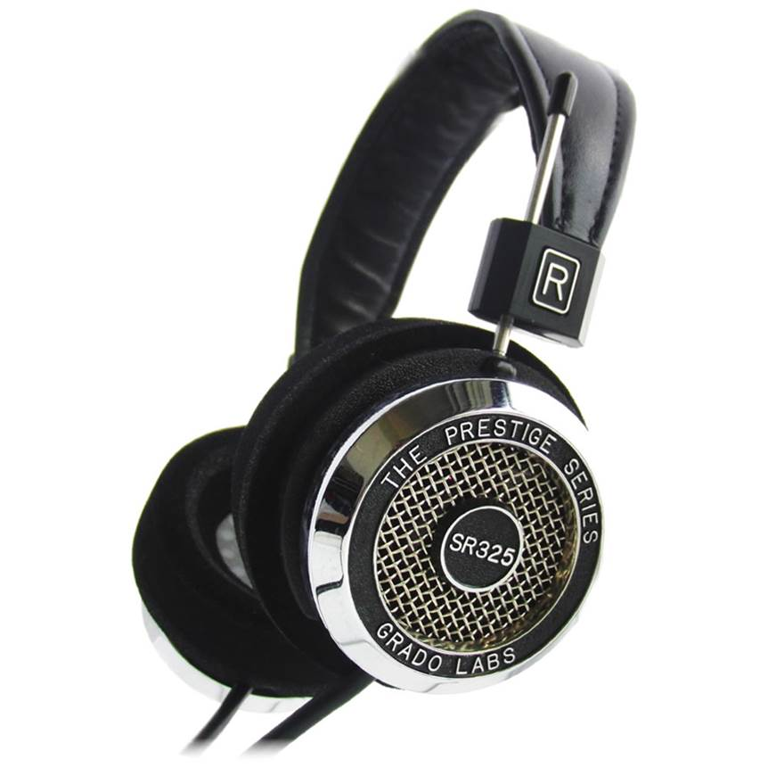 Grado Prestige Series SR325e best bass headphones