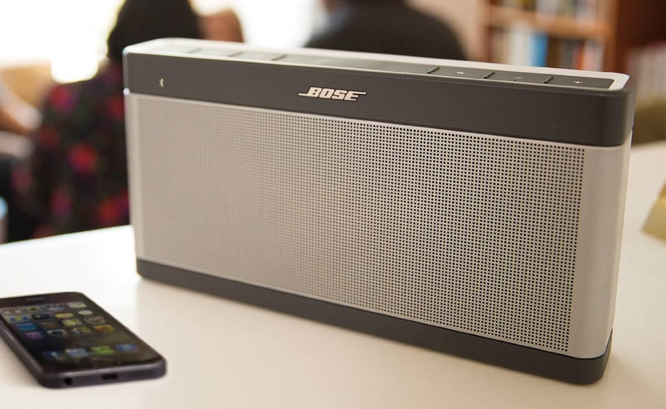 Bose SoundLink III Wireless Speaker