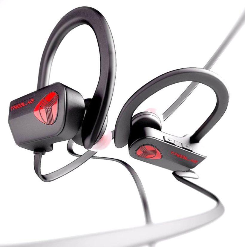 Treblab XR500 Bluetooth Earbuds