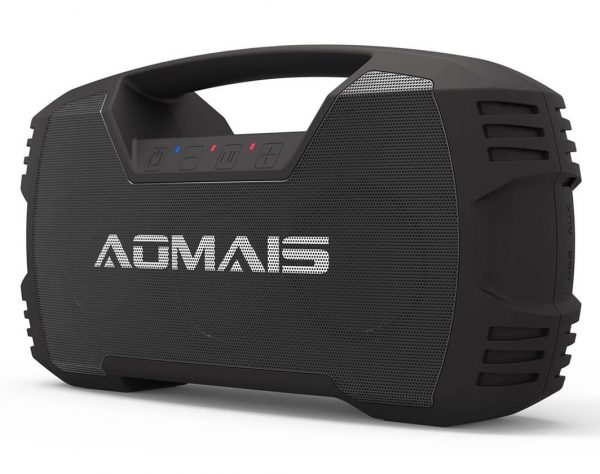 AOMAIS GO Loudest Bluetooth Speaker