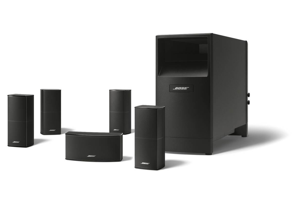 Bose Acoustimass 10 Series V Home Theater System