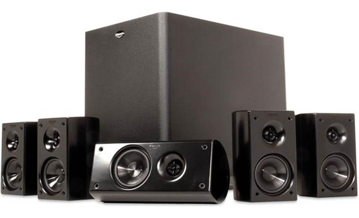 Klipsch HD 300 Home Theater System