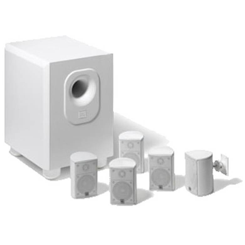 Leviton AEH50-WH 5.1 Home Theater System