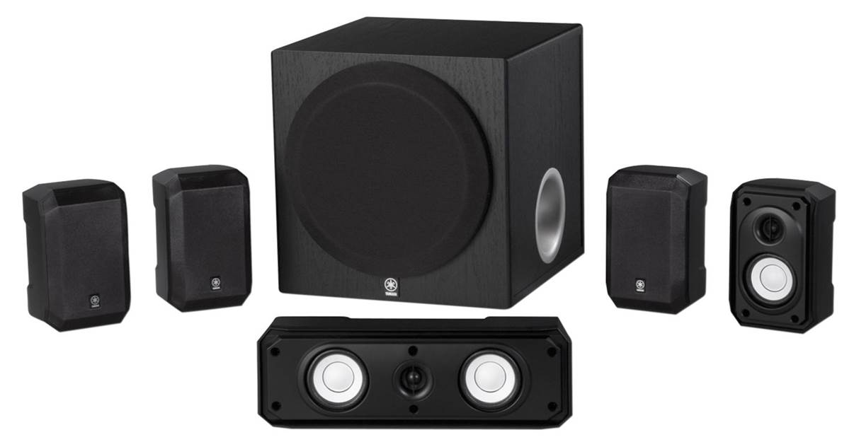Yamaha NS-SP1800BL Home Theater System