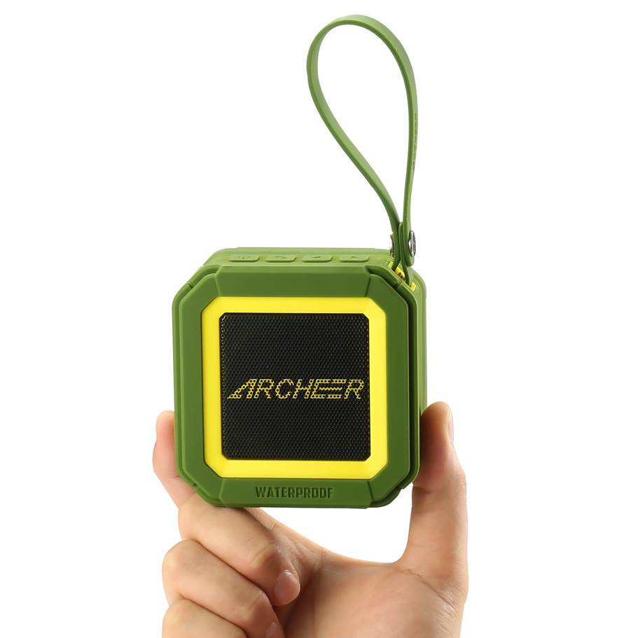 Archeer A106 Waterproof Bluetooth Speaker