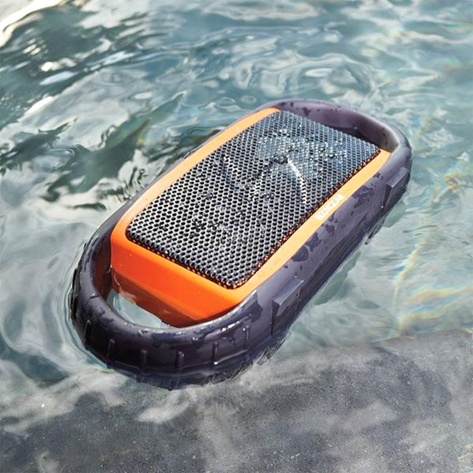 ECOXGEAR ECOXBT Waterproof Speaker