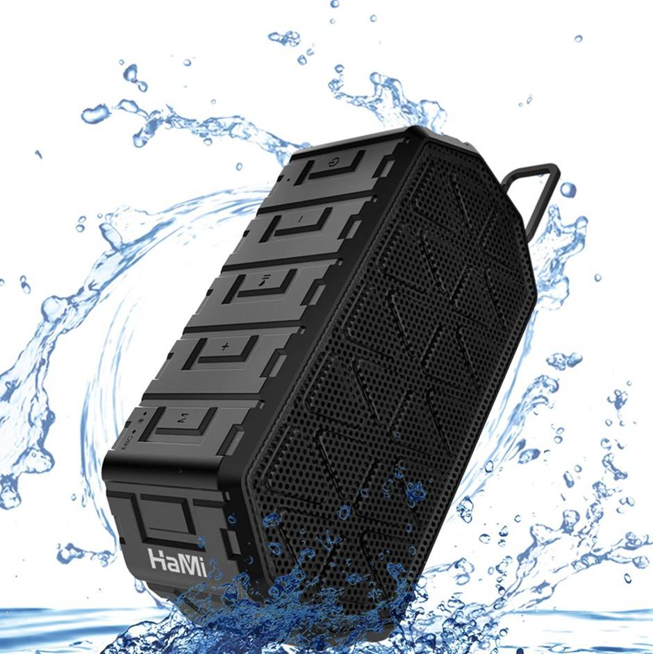 HaMi Waterproof Bluetooth Speaker