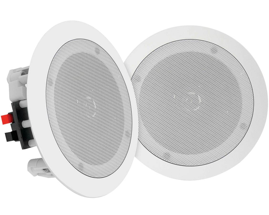 "Pyle 2-Way 8"" Bluetooth Ceiling Speakers"