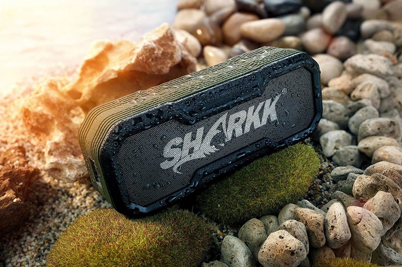 SHARKK COMMANDO Best Bluetooth Speakers under 100