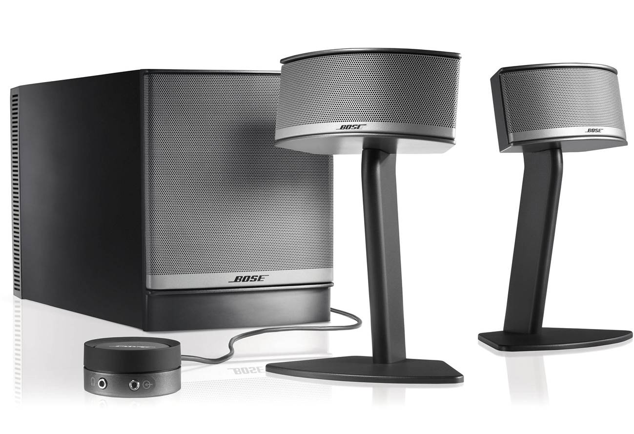 Bose Companion 5 Computer Speakers