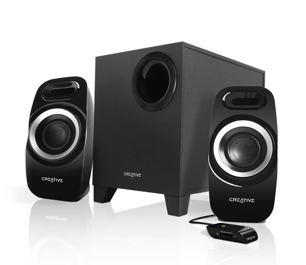 Creative Inspire T3300 Computer Speakers