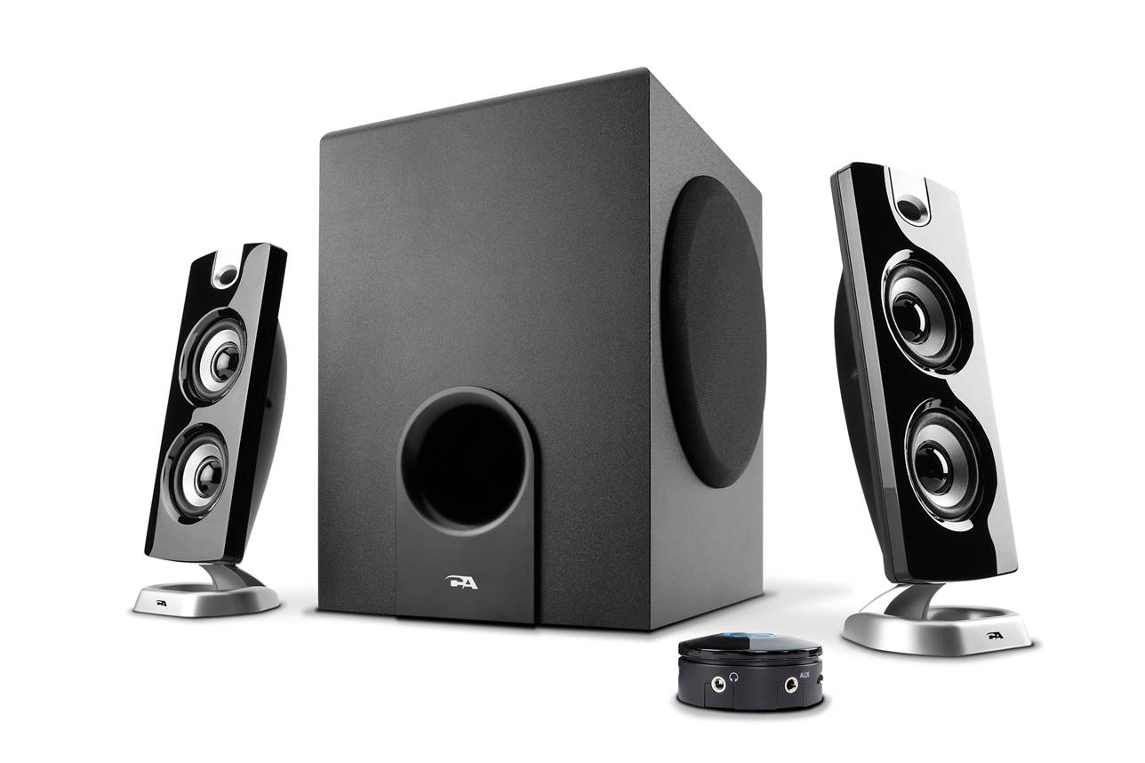 Cyber Acoustics 2.1 Computer Speakers