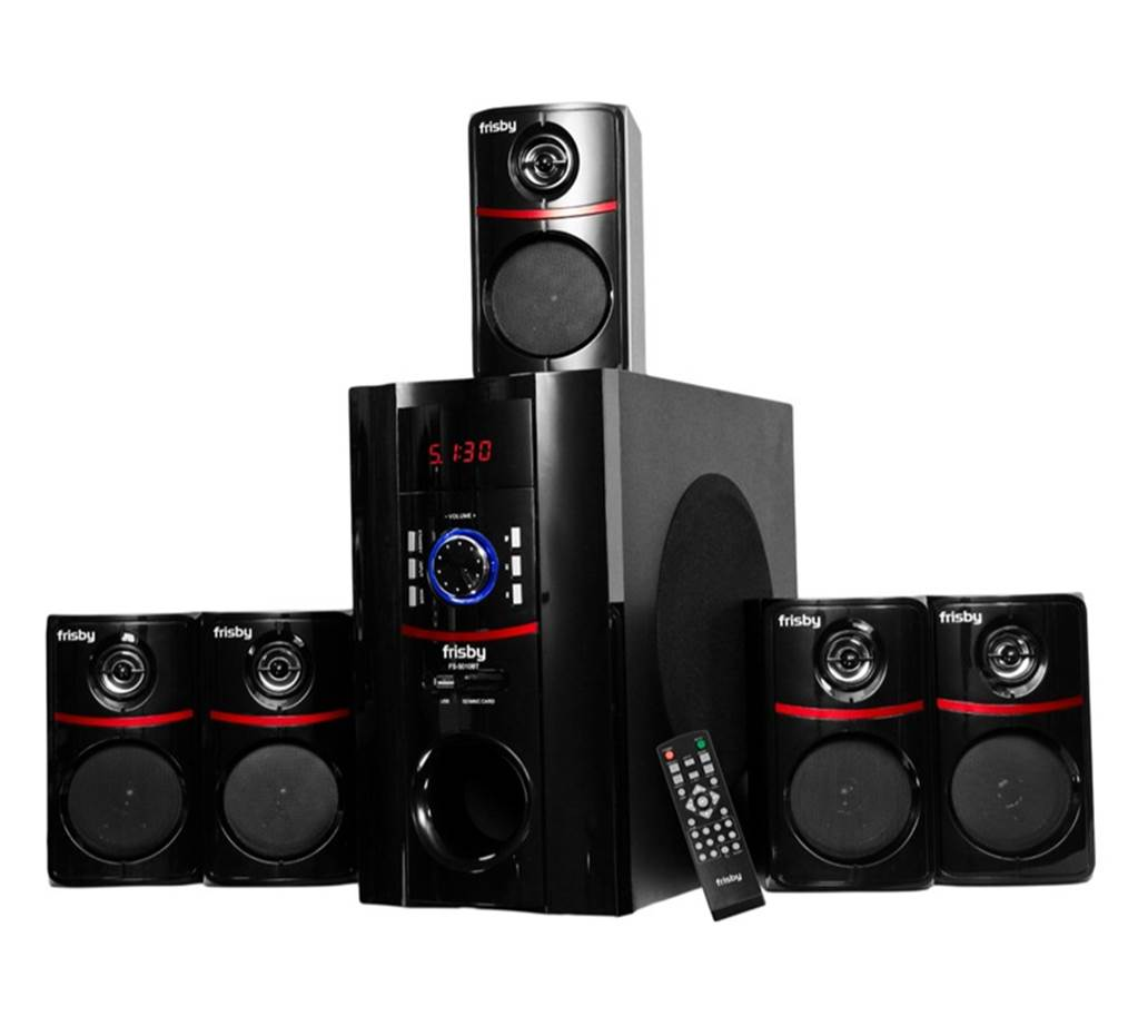 Frisby FS-5010BT Surround Sound Speakers