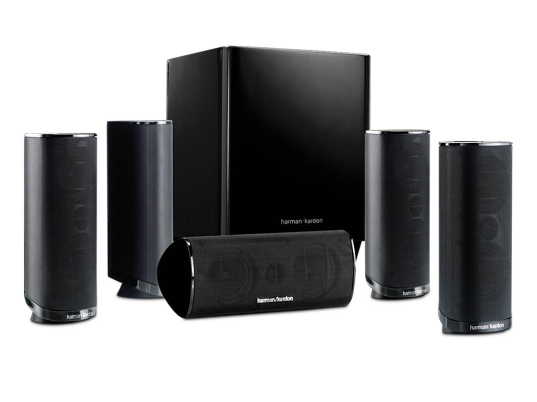 Harman Kardon 16BQ 5.1 Surround Sound Speakers