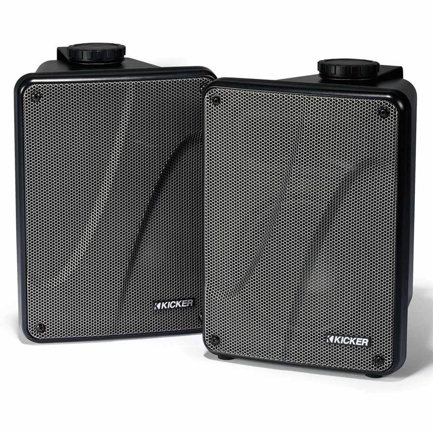Kicker KB6000 Full Range Outdoor Speakers