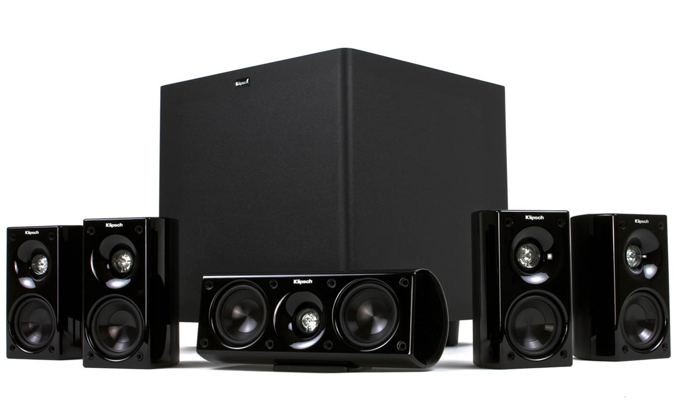 Klipsch HDT-600 Surround Sound Speakers
