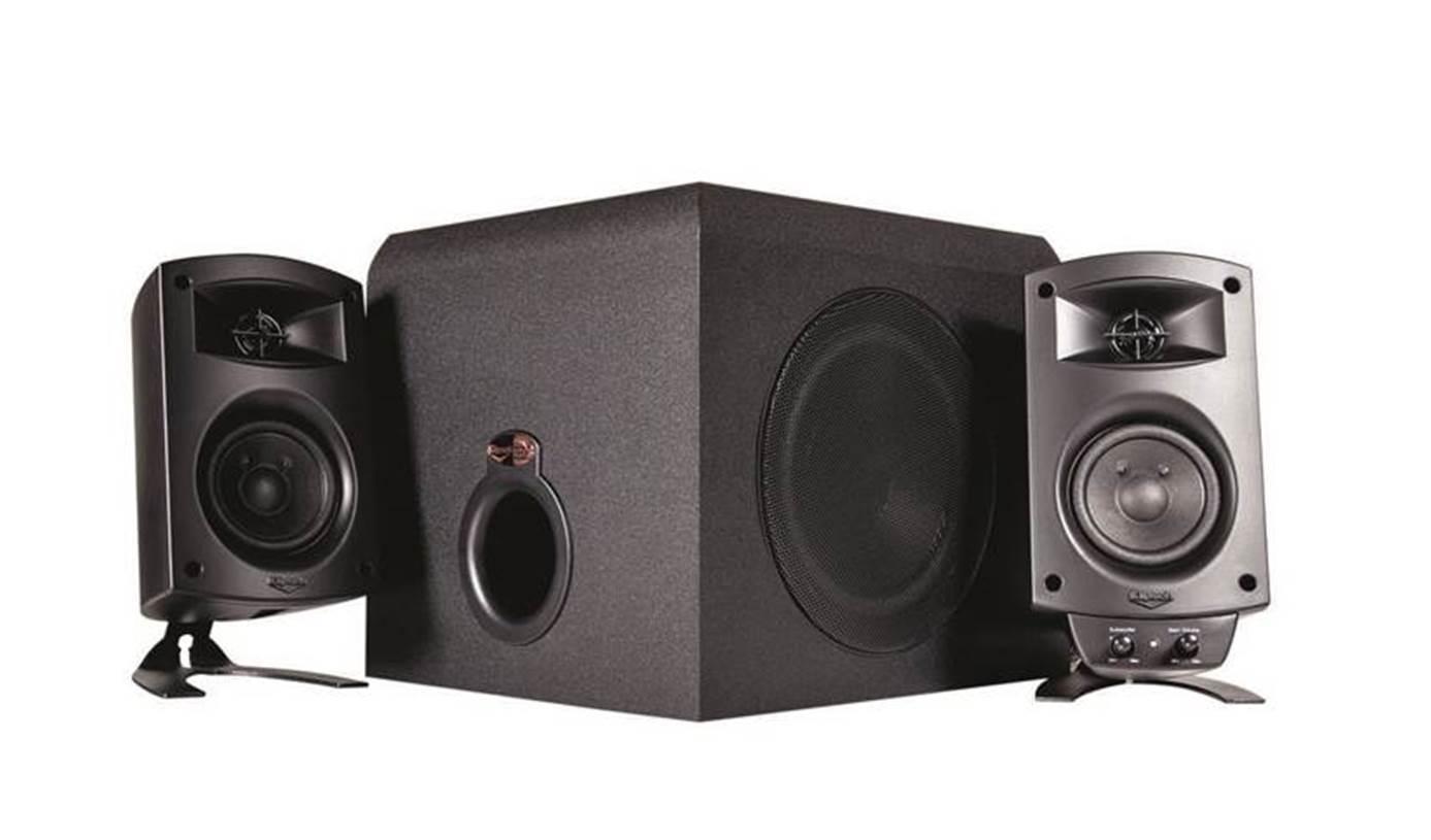Klipsch ProMedia 2.1 Computer Speakers (1)
