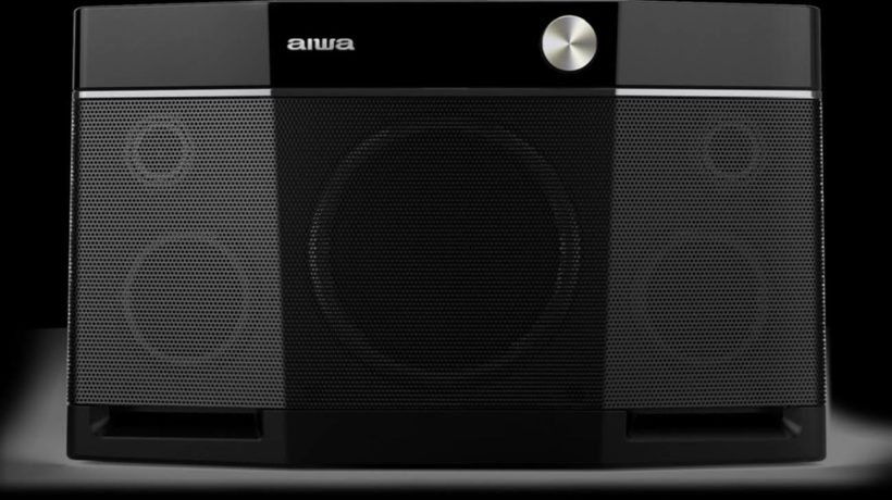 Aiwa Exos 9 Review 200w Bluetooth Speaker Bass Head