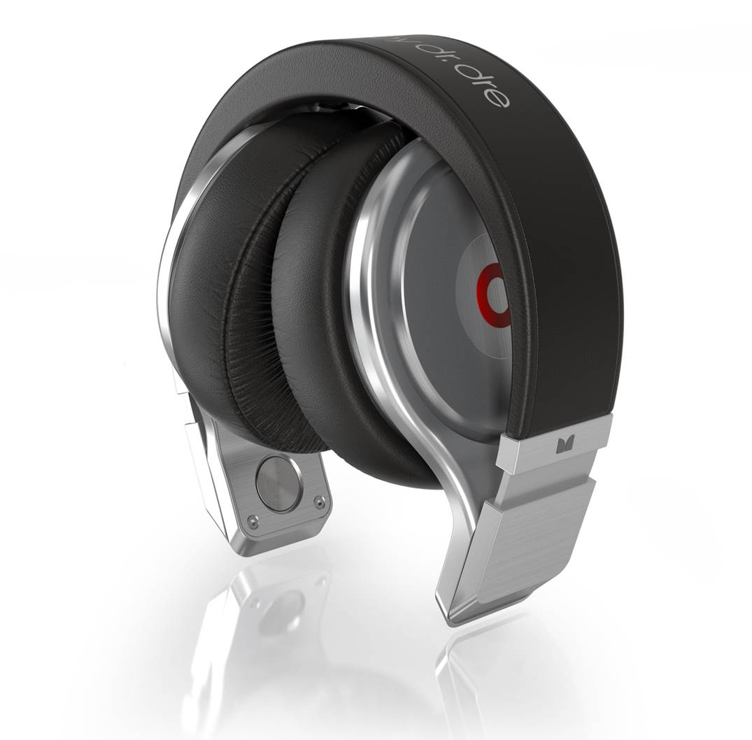 Beats Pro Over-ear DJ Headphones