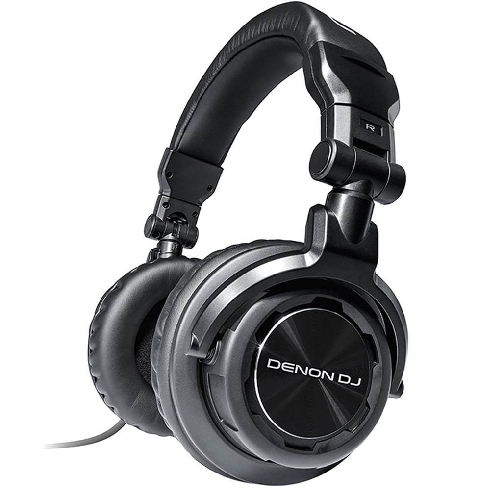 Denon HP1100 Over-ear DJ Headphones