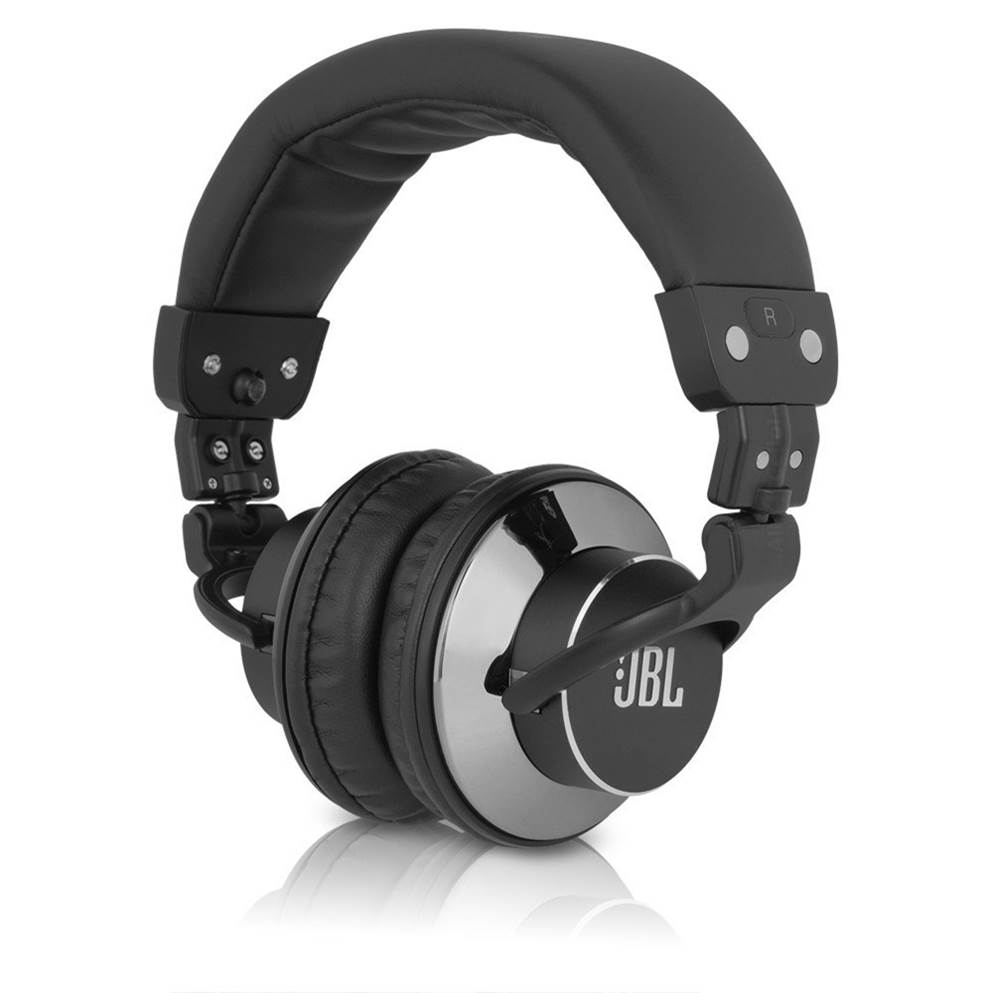 JBL BassLine Over-ear DJ Headphones