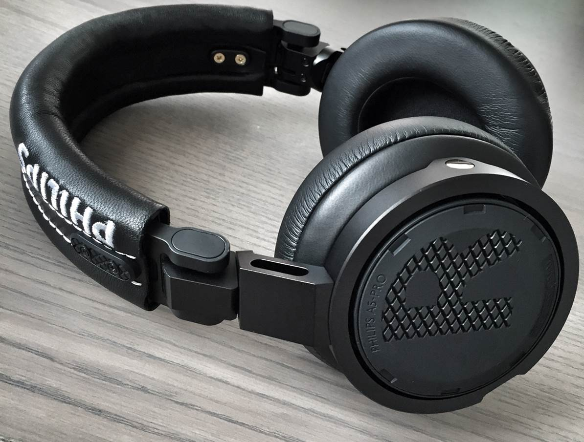 Philips A5Pro Professional DJ Headphones