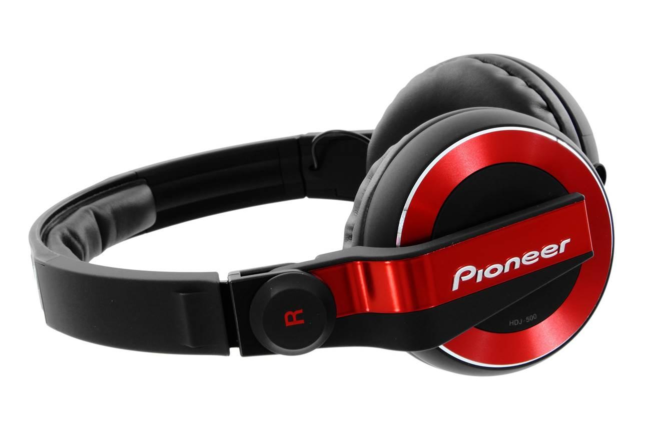 Pioneer HDJ 500R DJ Headphones