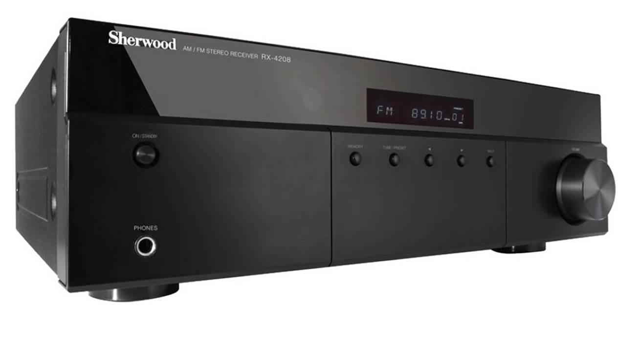 Sherwood RX4208 200W Stereo Receiver