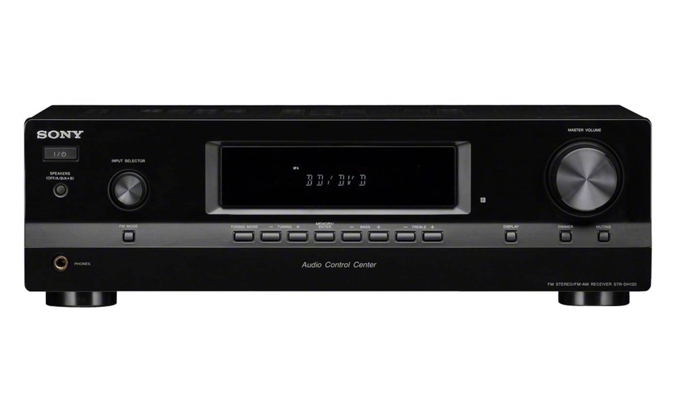 Sony STRDH130 2-Channel Stereo Receiver