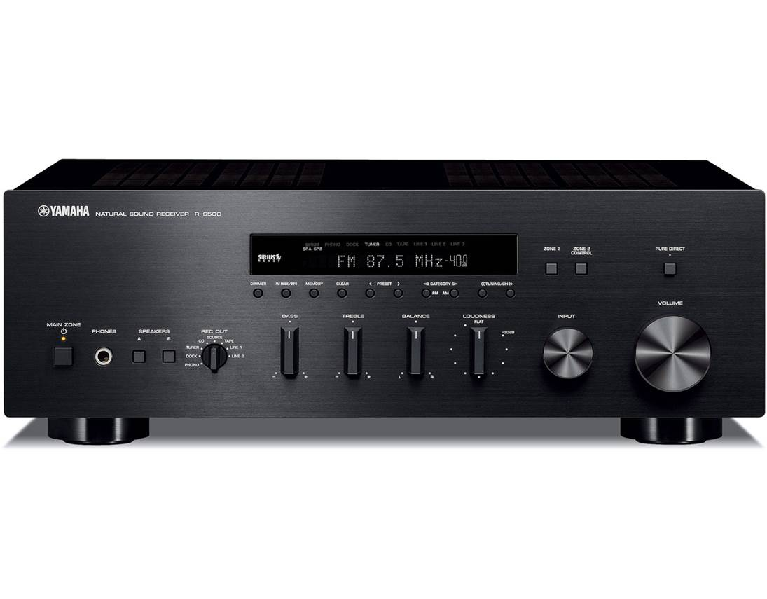 Top 20 Best Stereo Receivers Of 2018 Bass Head Speakers