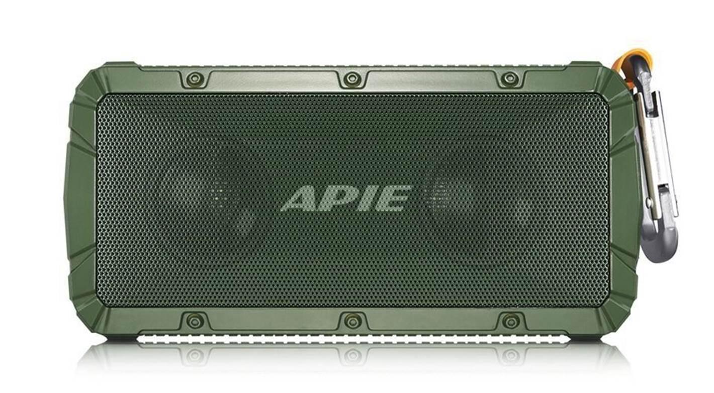 APIE Portable Bluetooth Speaker