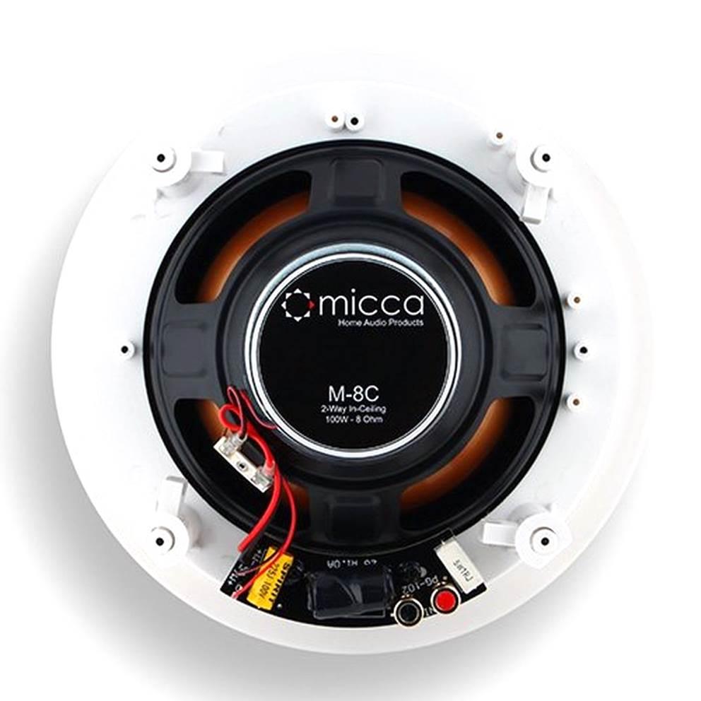 """Micca M-8C 8"""" 2-Way Ceiling Speaker (1)"""