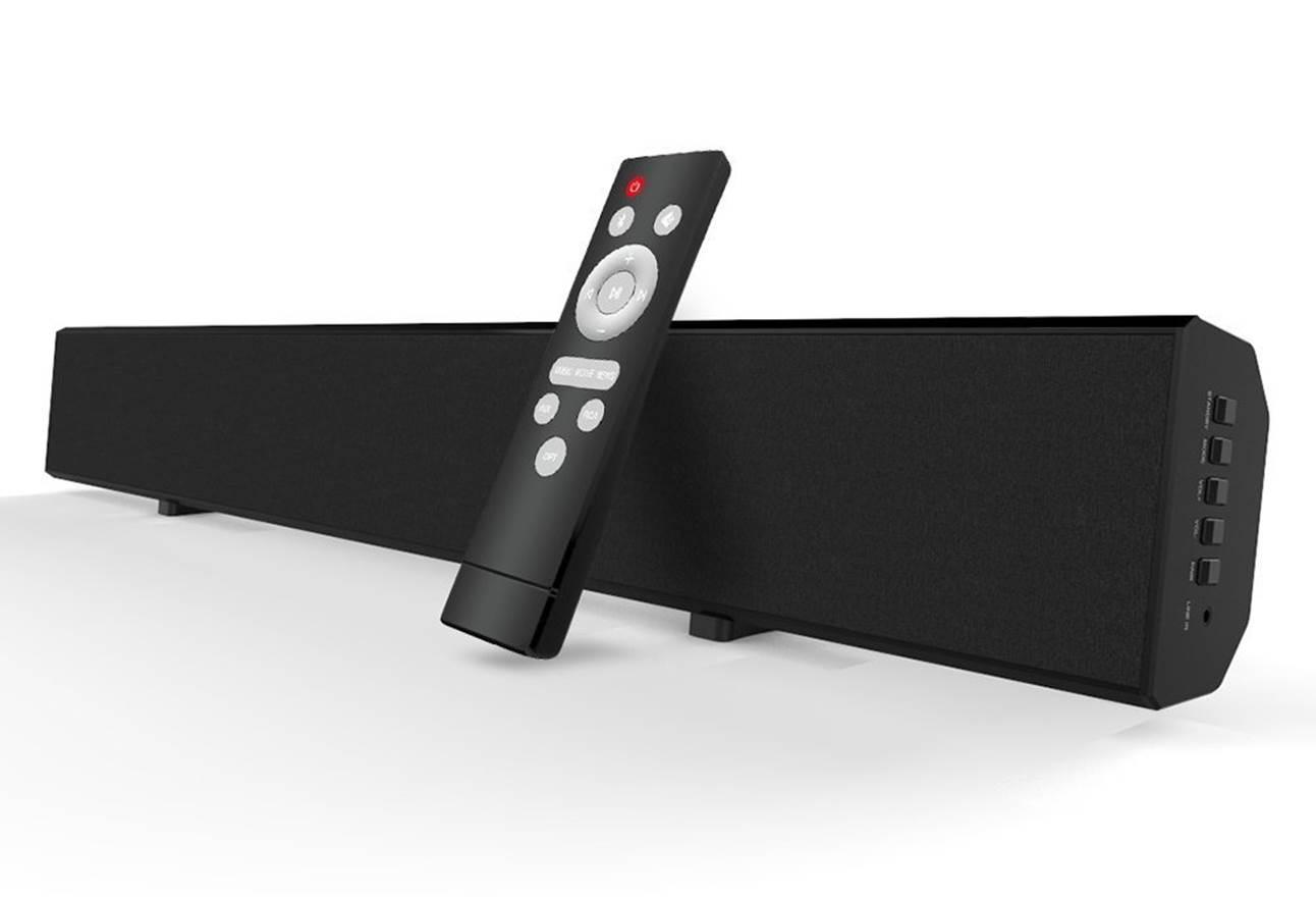 Mighty Rock Wireless TV Soundbar