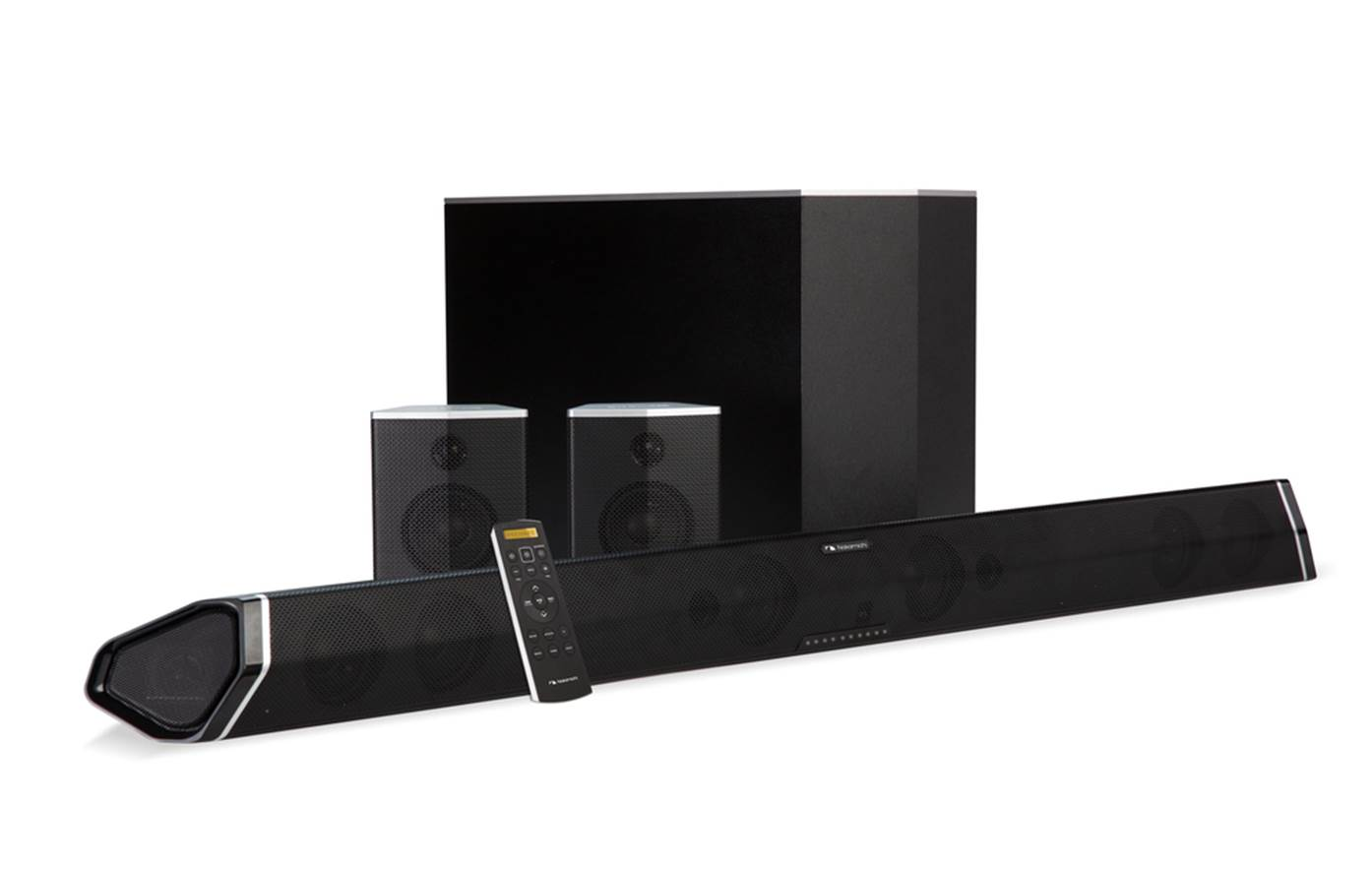 Nakamichi Shockwafe Pro 7.1 Wireless Home Theater System